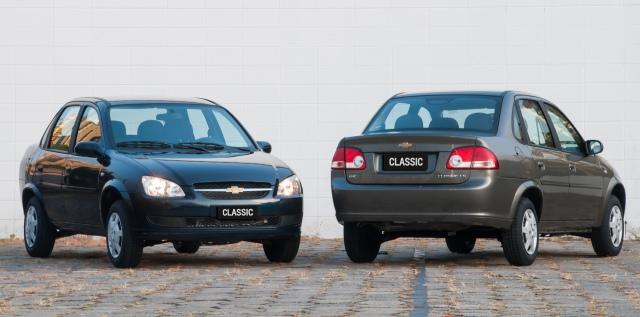 Chevrolet Classic 2014